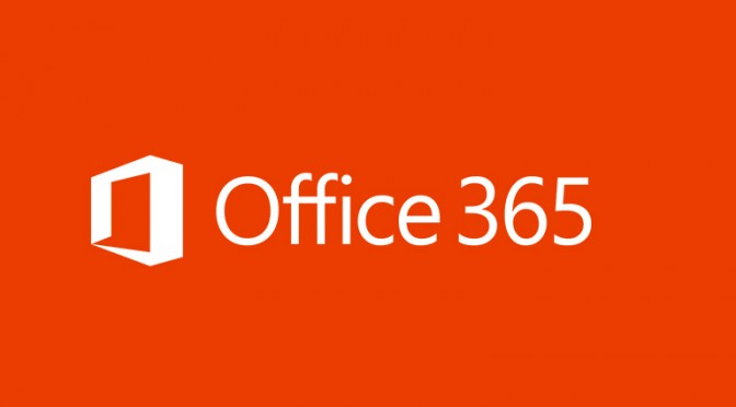 Outlook – Manually Set up Office 365