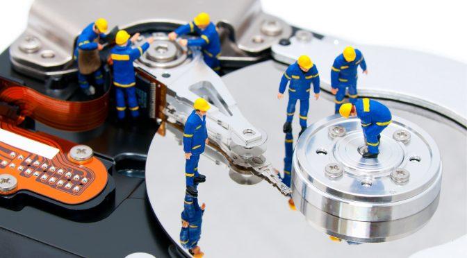Hard Disk Drive TuneUp